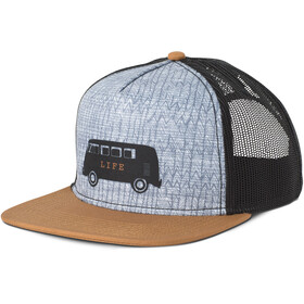 Prana Journeyman Casquette trucker Homme, earthbound van